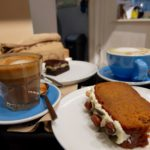 CODOS Brewbar, coffee and cake, Sternschanze