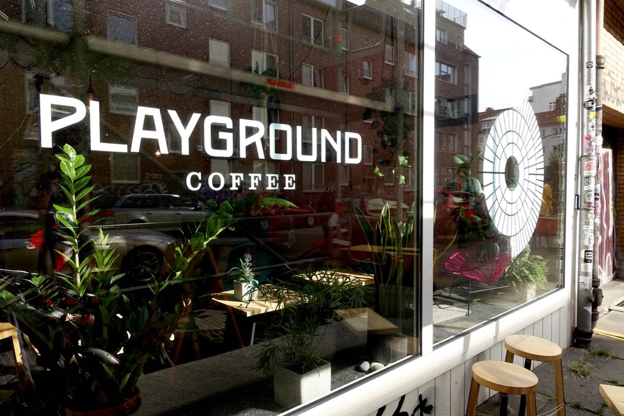 Playground Coffee Logo