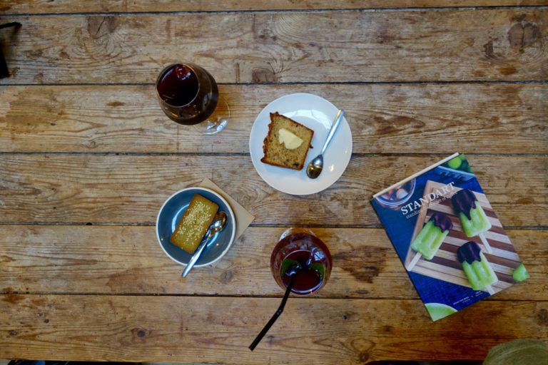 Café Piha pastries, Bordeaux Specialty Coffee Guide