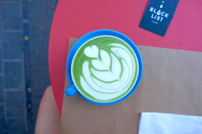 Matcha Latte, Specialty Coffee Shops in Bordeaux
