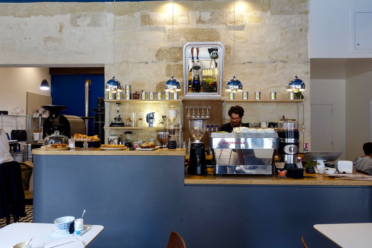 La Pelle Café, Bordeaux Specialty Coffee Guide
