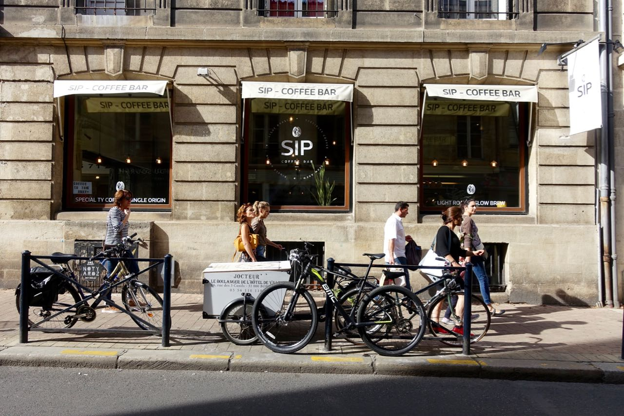 SIP coffee bar, Bordeaux