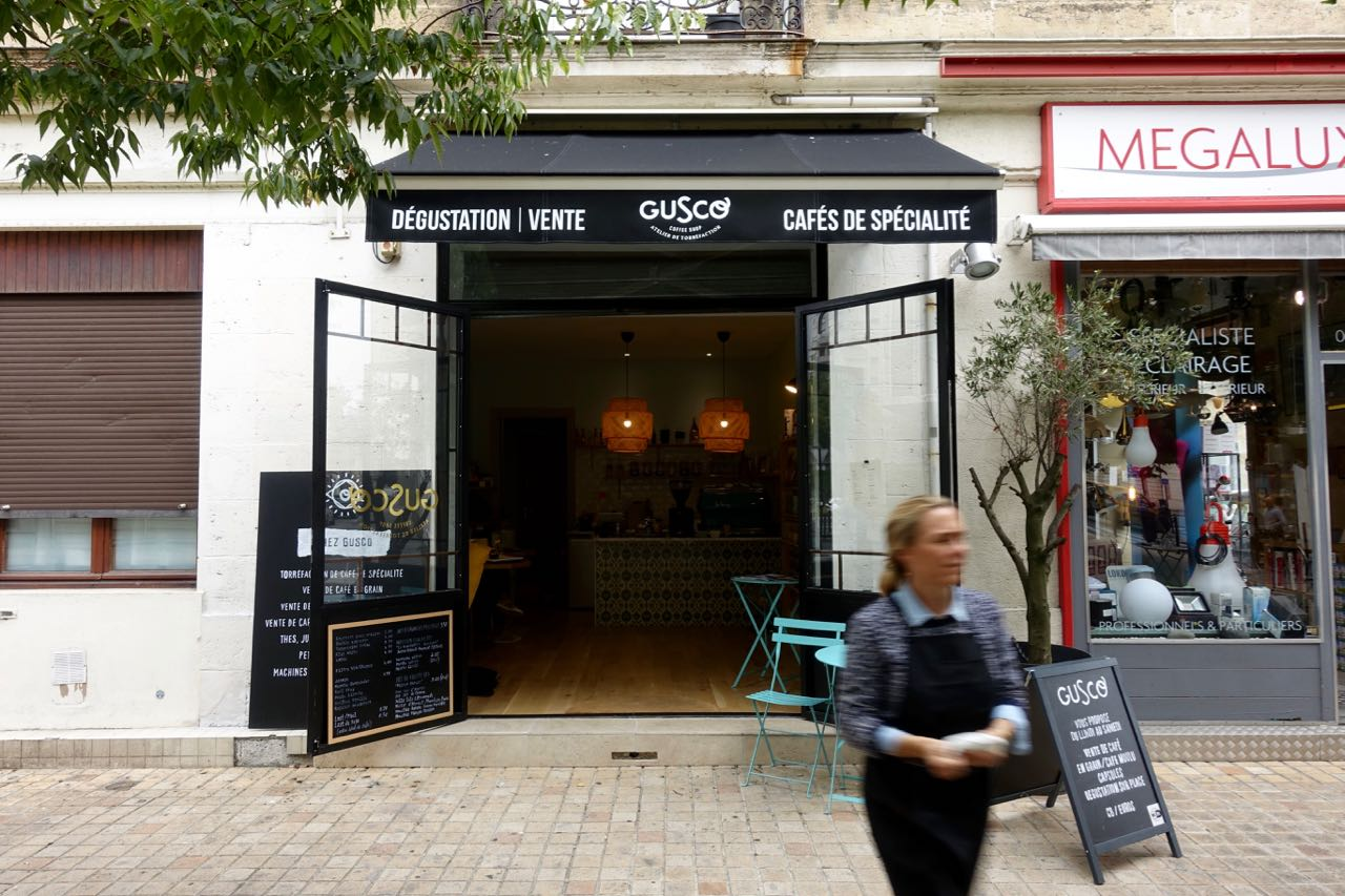 Café Gusco, Bordeaux Specialty Coffee Guide