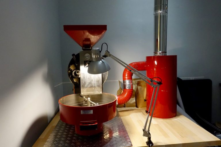 Cafe Gusco roaster, Specialty Coffee Guide Bordeaux