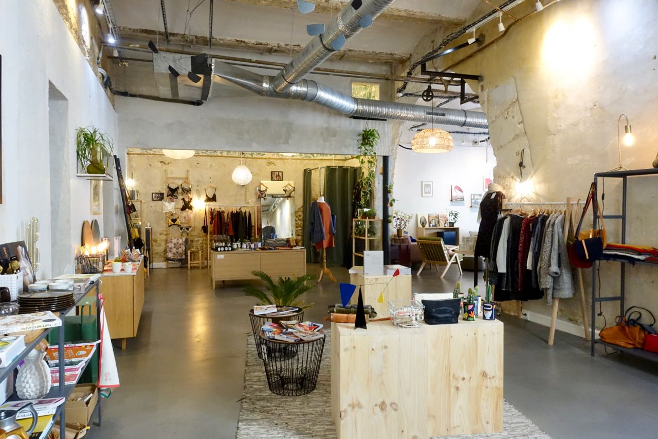 Hybride concept store Montpellier